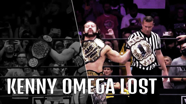 KENNY OMEGA Lost The Impact Wrestling Championship - AEW RAMPAGE