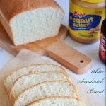 White Sandwich Bread Recipe | Basic White Bread | Homemade simple white bread from scratch