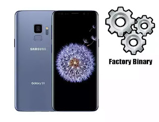 Samsung Galaxy S9 SM-G960W Combination Firmware