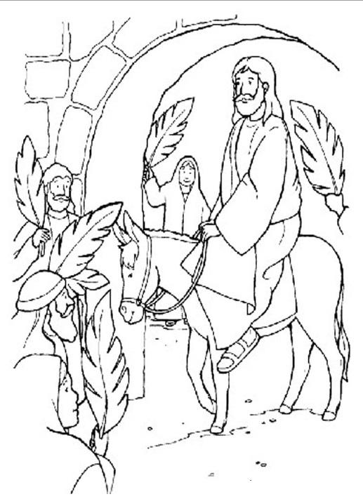 Gambar Kumpulan Buku Mewarnai Sekolah Minggu Yesus Lain 1 03