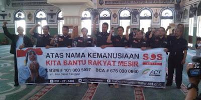 Misi kemanusiaan warga muslim Indonesia - berbagaireviews.com