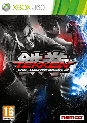 یاری بۆ ئێكس بۆكس Tekken Tag Tournament 2 XBOX 360 torrent