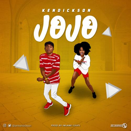 "Kendickson – ""Jojo"" (Prod. by Insane Chips) #Arewapublisize"
