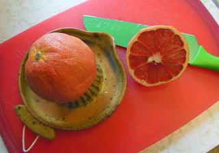 Fresh Grapefruit for Blackberry Cranberry and Pink Grapefruit Preserves
