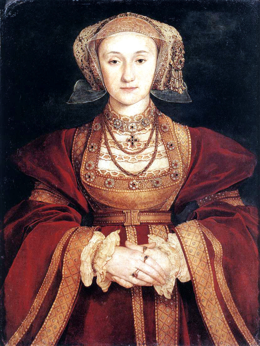 anne of cleves and henry viii relationship
