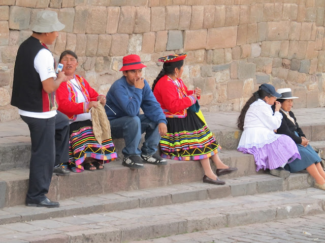 Peru Indigenous people