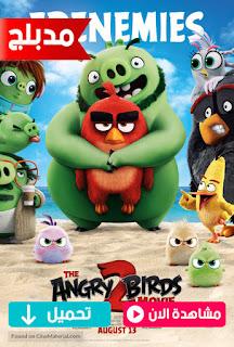 مشاهدة وتحميل فيلم الطيور الغاضبة الجزء الثاني The Angry Birds Movie 2 2019 مدبلج عربي