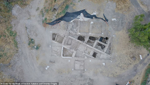 Αρχαιολόγοι ισχυρίζονται πως βρήκαν την εκκλησία των Αποστόλων του Ιησού, Πέτρου και Ανδρέα, στην περιοχή της Γαλιλαίας