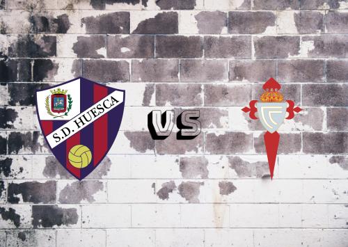 Huesca vs Celta de Vigo  Resumen