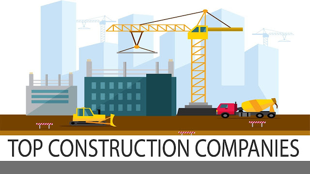 Top Construction companies in the world