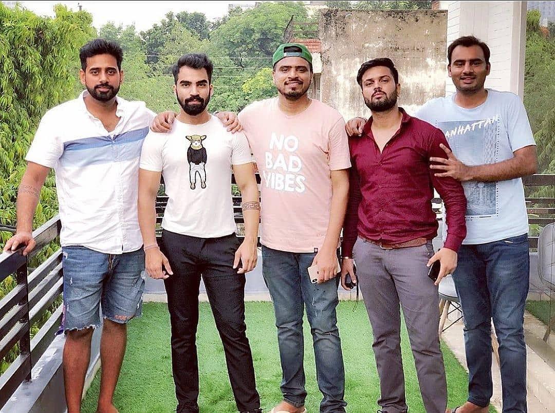 Amit Bhadana And His Team