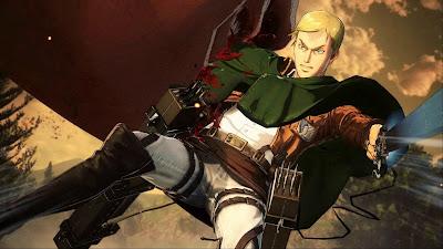 Attack On Titan 2 Final Battle Game Screenshot 1