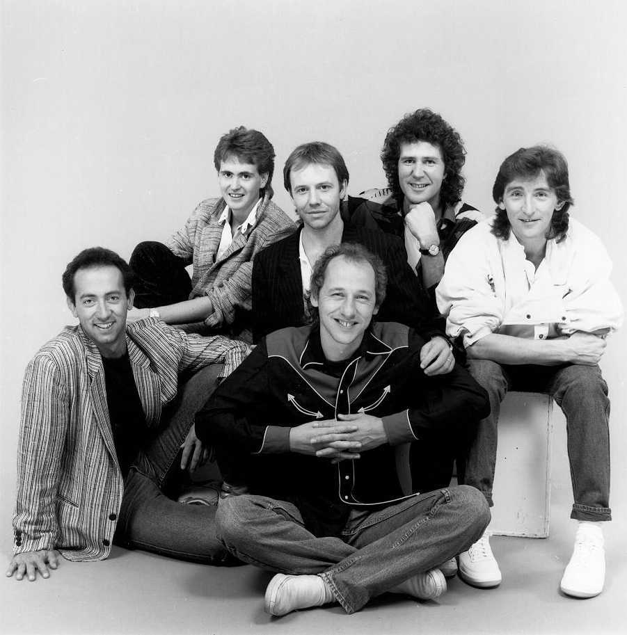 Collection: DIRE STRAITS BAND : BIOGRAPHY