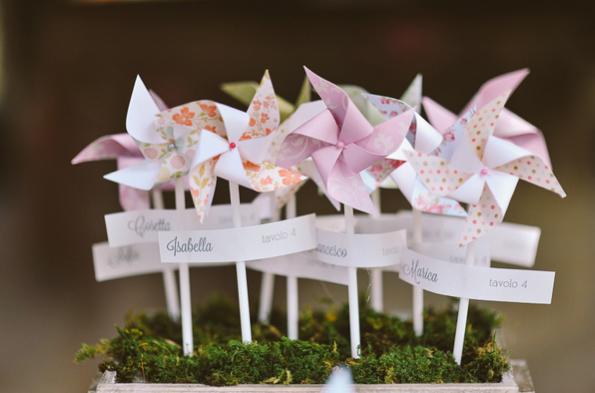 Decoracion a base de molinillos de papel i for Paginas para decorar casas