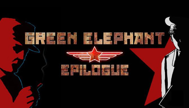 Green Elephant Epilogue is a detective quest set on a Soviet military base after the events of the Russian feature film Green Elephant.