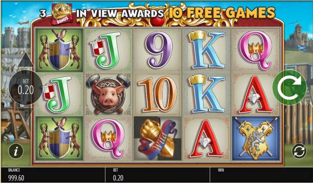 Ulasan Slot Blueprint Gaming Indonesia - Kingdom of Fortune Slot Online