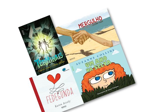 Lançamentos de Fevereiro/2015 da Editora Rocco e Fábrica 231