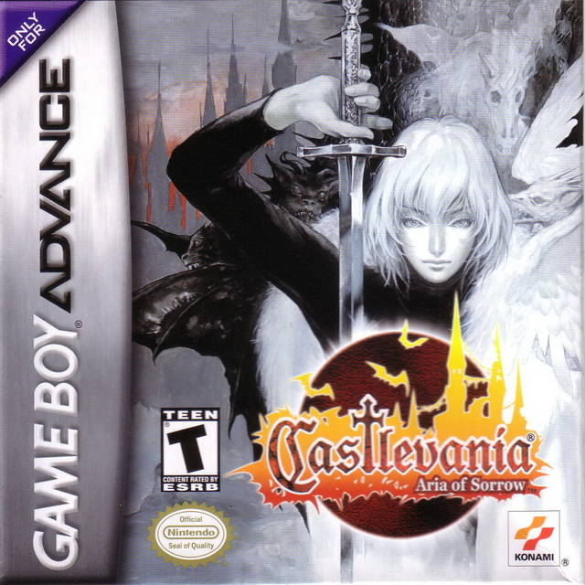 ROMs - Castlevania - Aria of Sorrow (Português) - GBA Download