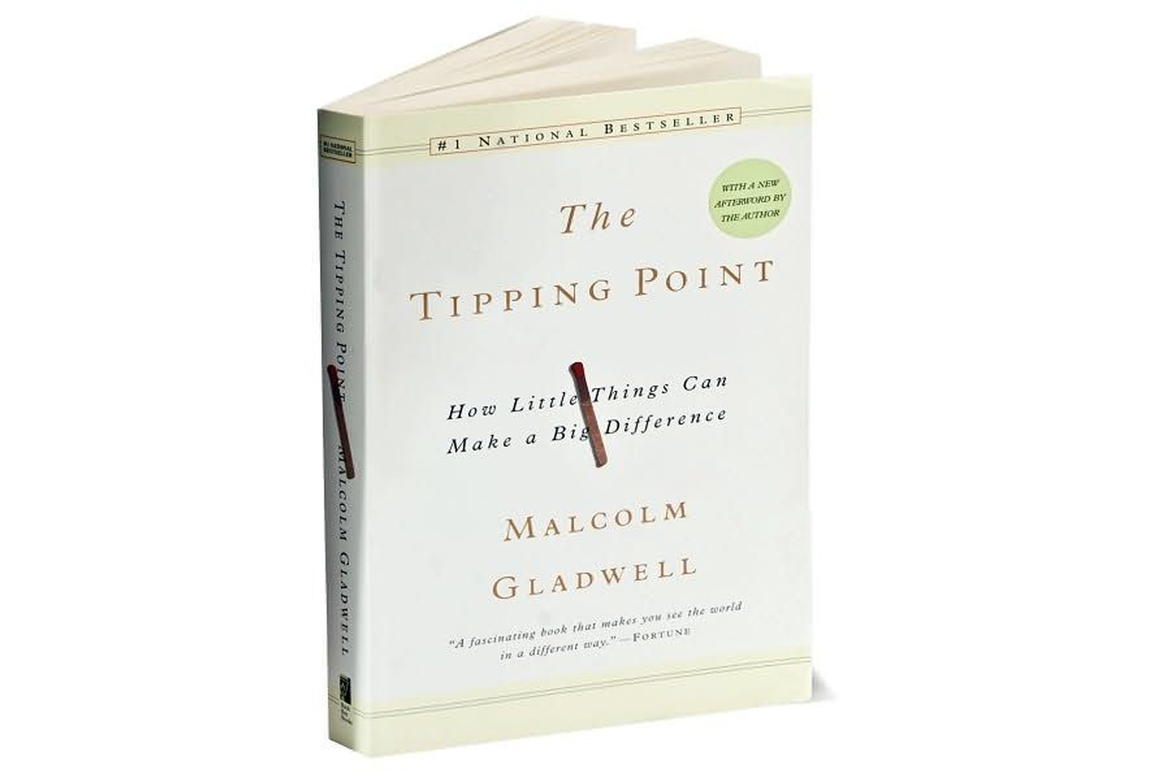 استعراض كتاب نقطة التحول: كيف يمكن للأشياء الصغيرة أن تحدث فرقًا كبيرًا - مالكولم جلادويل
