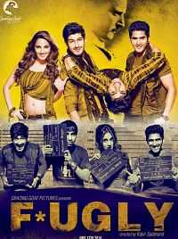 Download Fugly (2014) Full Free Movie 300mb DVDRip 480p