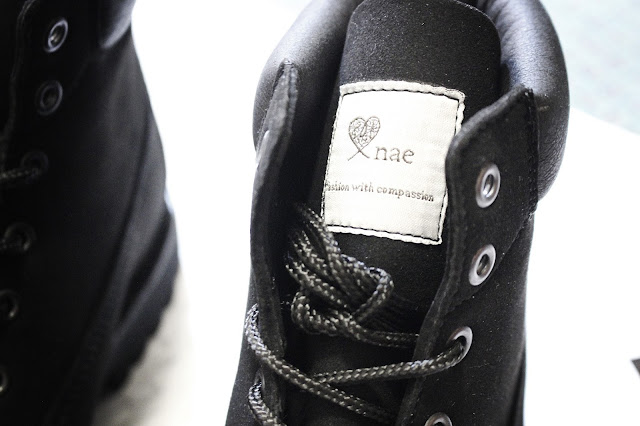 nae vegan review, nae vegan shoes, nae vegan blog review, nae vegan etna black, black timberland shoes review, vegan shoes review, nae vegan espana, nae vegan shoes australia