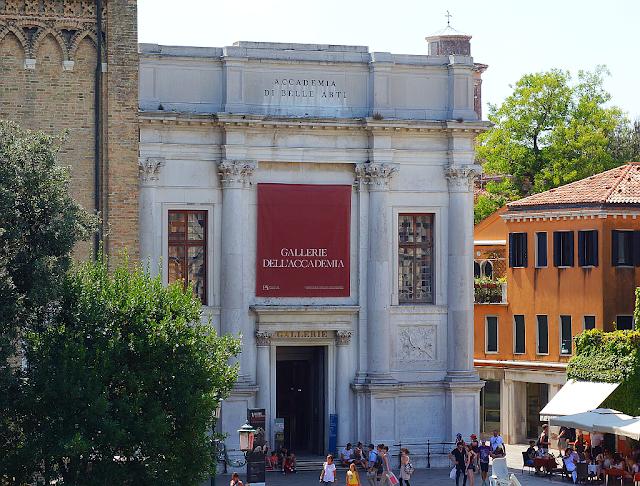 Muzea zdarma v Benátkách se vrací, io vado al museo
