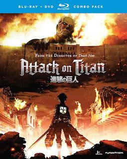 Attack on Titan – Temporada 1 [4xBD25] *Subtitulada