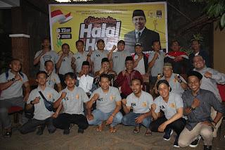 Mahfudz adakan Halal Bi Halal