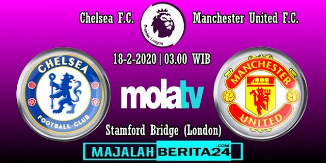 Prediksi Chelsea vs Manchester United