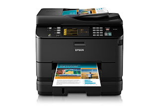 Download Epson WorkForce Pro WP-4540 drivers