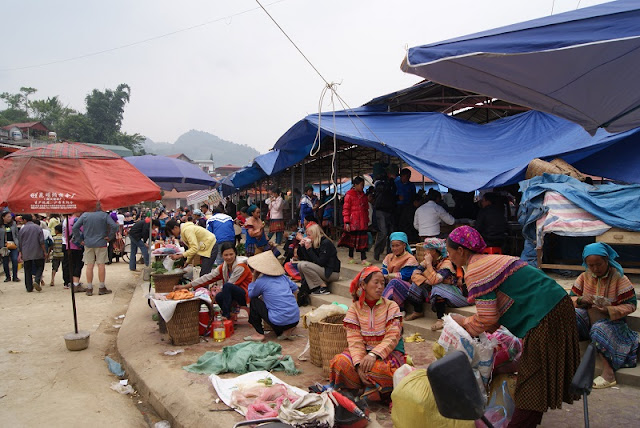 Travel Inspiration From Sunday Morning Market in the Northwest of Vietnam