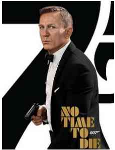 No Time to Die | Full Movie 480p, 720p download link leaked by Yts, Yify, moviesflix | Release date