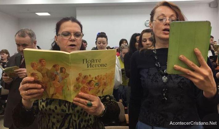Testigos de Jehová rusos