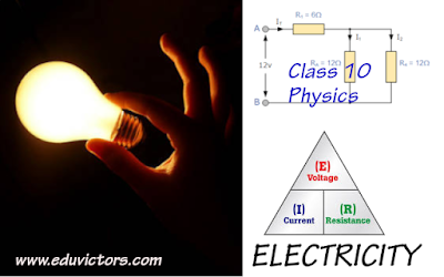 CBSE Class 10 - Physics - Electricity - Very Short Questions and Answers (#class10Physics)(#cbsenotes)(#eduvictors)