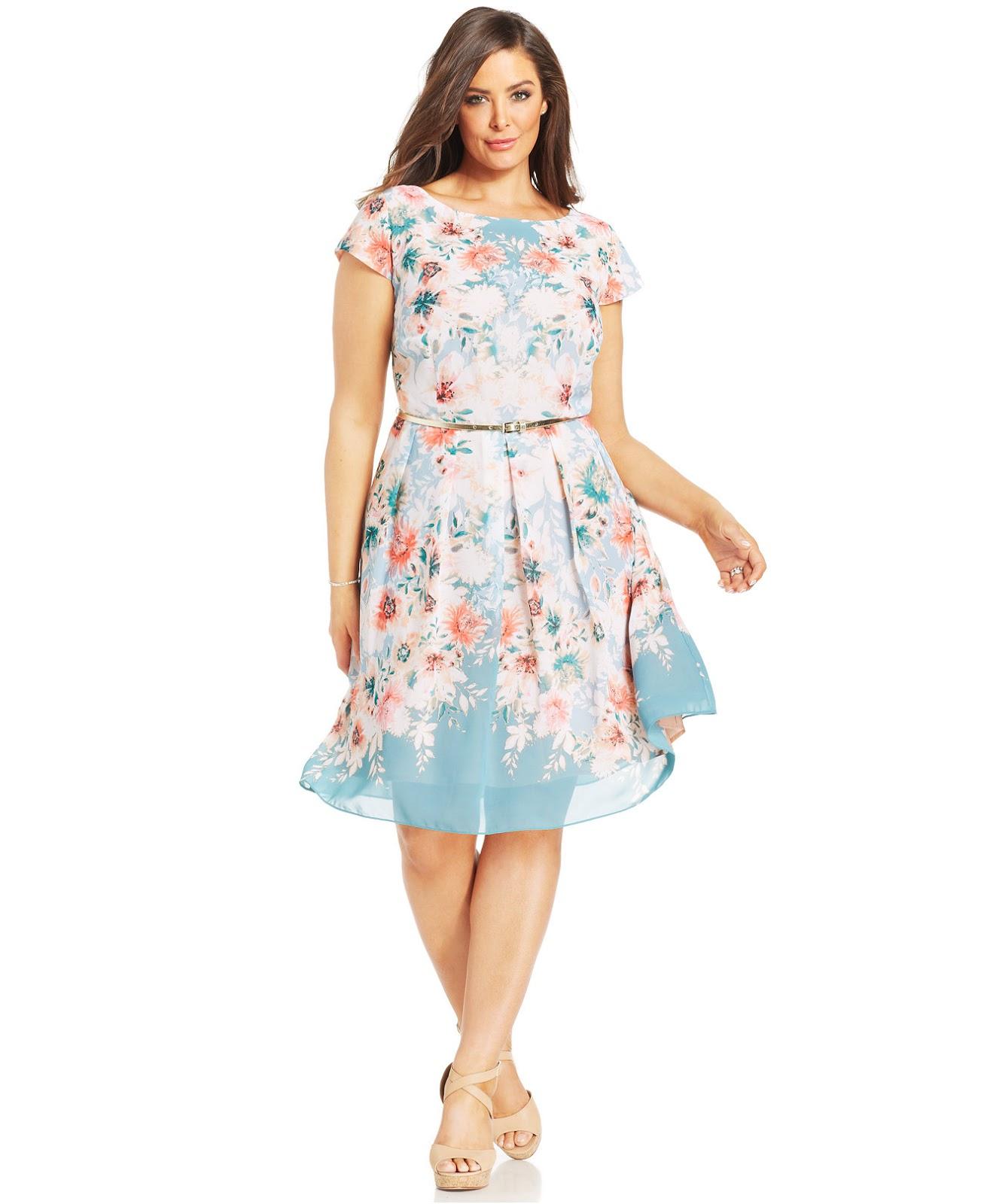 323066447 Vestidos Casuales Para Gorditas Jovenes | Wig Elegance
