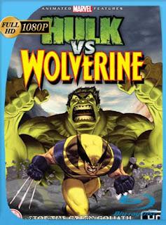 Hulk vs Wolverine (2008) HD [1080p] Latino [GoogleDrive] SilvestreHD