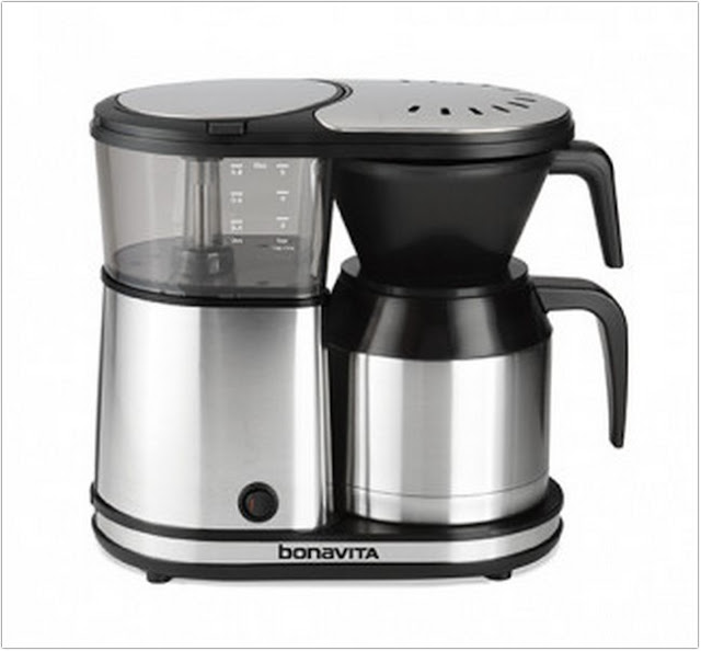 Bonavita Coffee Makers;Bonavita Digital Coffee Brewer with Thermal Carafe 5 cup - BV1500TD-CEV ;
