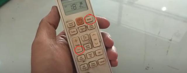 Cara Merubah Suhu Fahrenheit Ke Celcius Di Remote AC Samsung