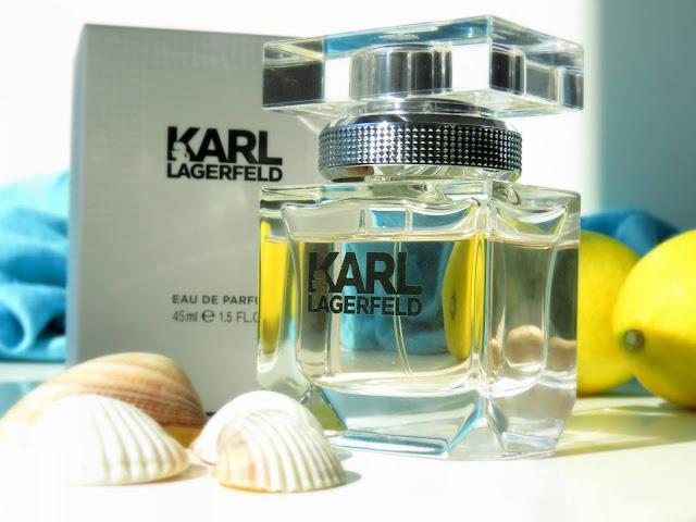 KARL LAGERFELD for her recenzie