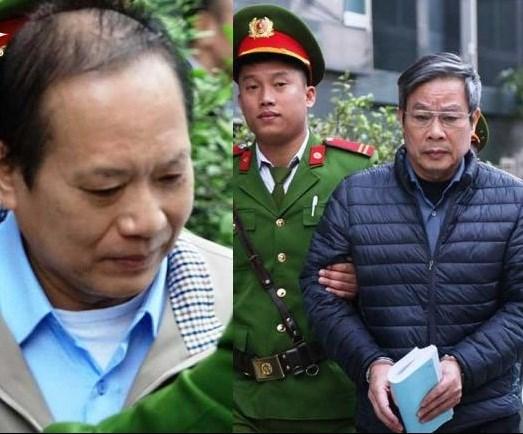 Nhiều lời khai bất ngờ ở phiên xử 2 cựu bộ trưởng