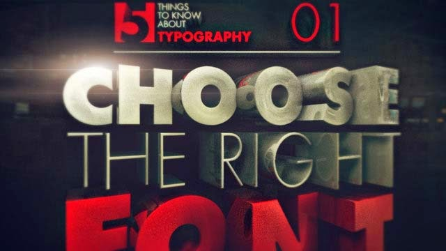 5 Things To Know About Typography