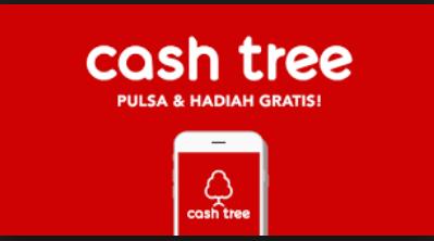 Cara Mendapatkan Pulsa Gratis Tanpa Modal Lewat Aplikasi Android Cash Tree