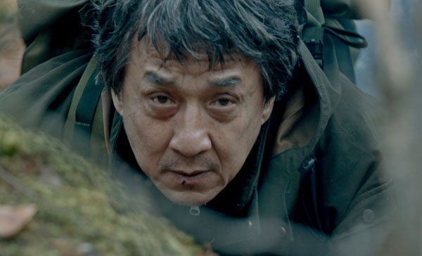 Quan (Jackie Chan) is ready to take down his enemies in THE FOREIGNER (2017)