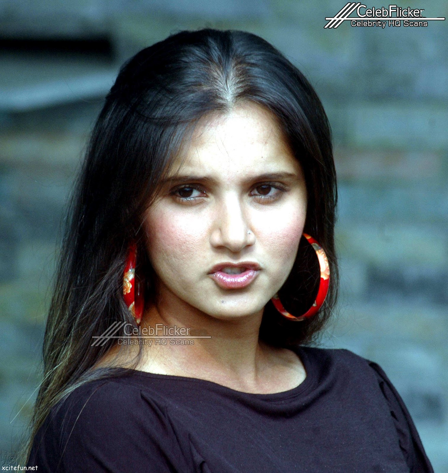 Celebrity Wall Sania Mirza Hot Wallpapers-3634