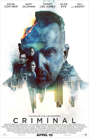 Poster Of Criminal 2016 In Hindi Bluray 720P Free Download