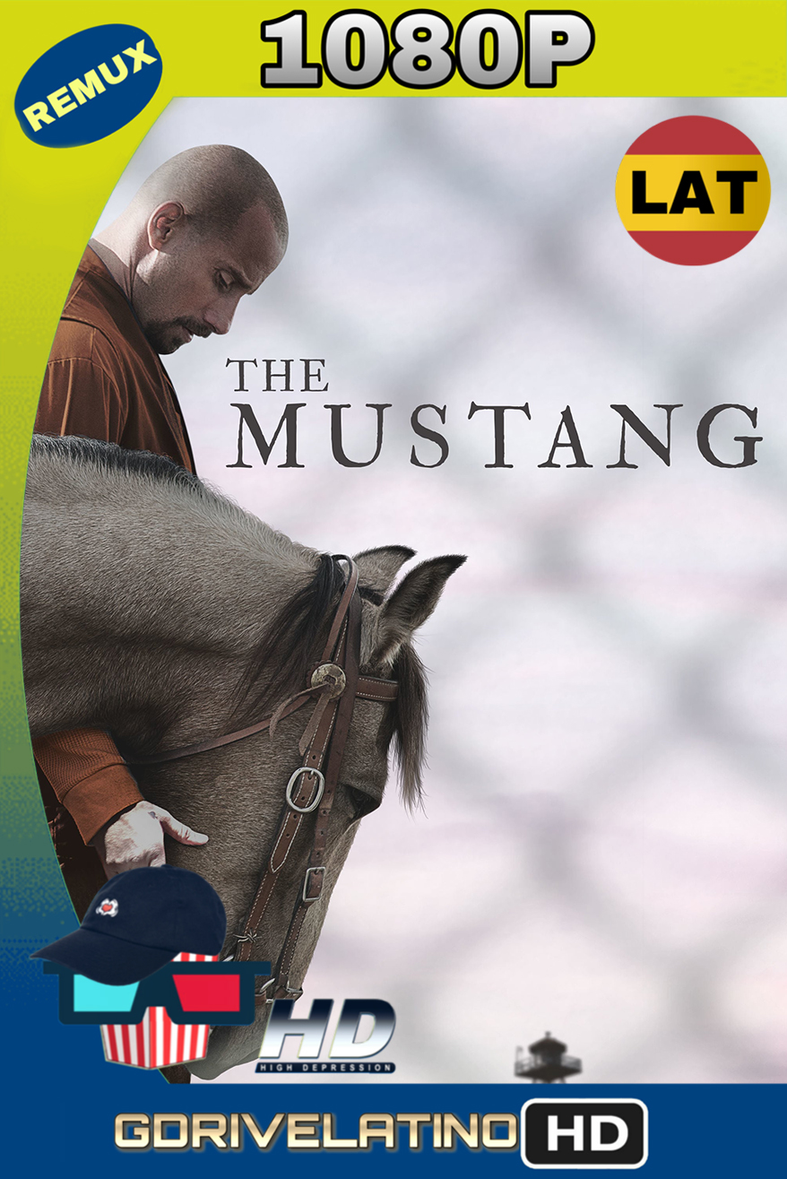 The Mustang (2019) REMUX 1080p (Latino-Inglés) MKV