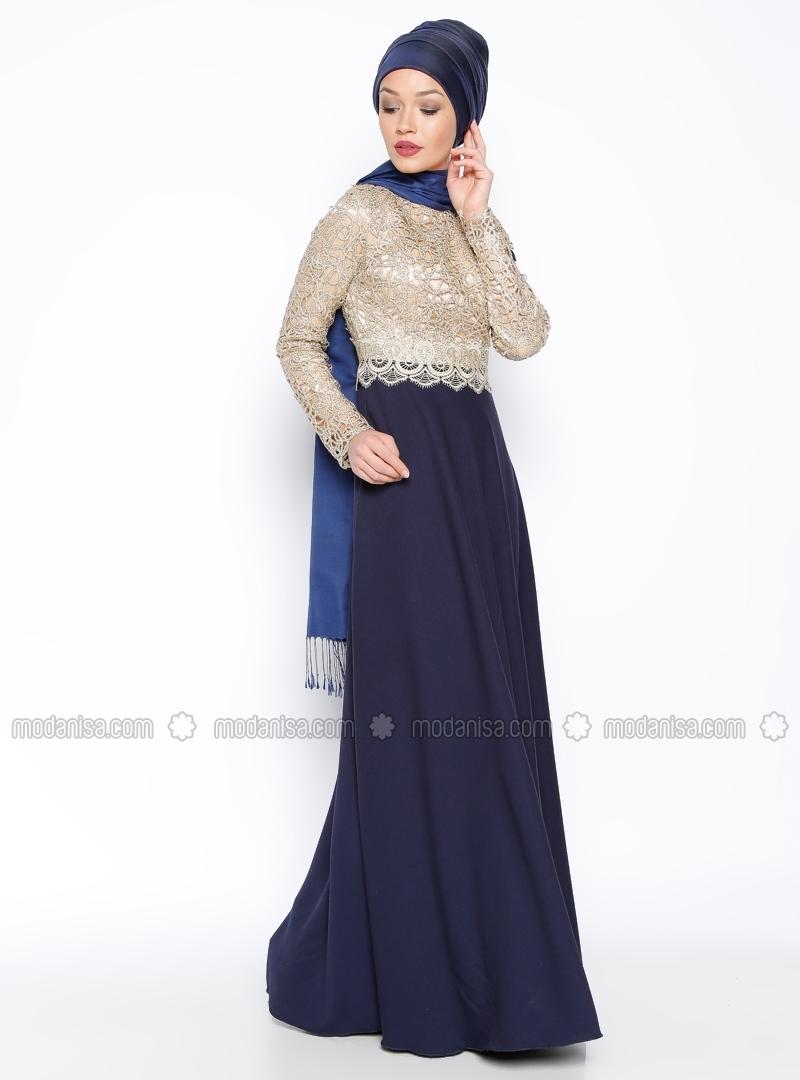 Robe 2017 Lf1kjc Fashion Hijab Chic And Longue Moderne Style mnyv80wONP