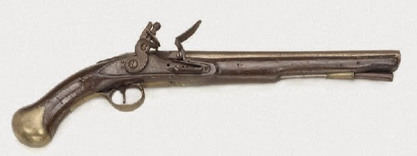 Firearms History, Technology & Development: Weapons Of Pirates