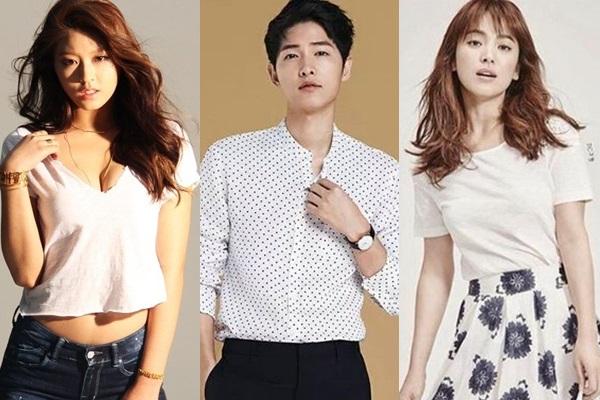 Song Joong Ki, Song Hye Kyo dan Seolhyun AOA Selebriti Dengan Brand Terkuat