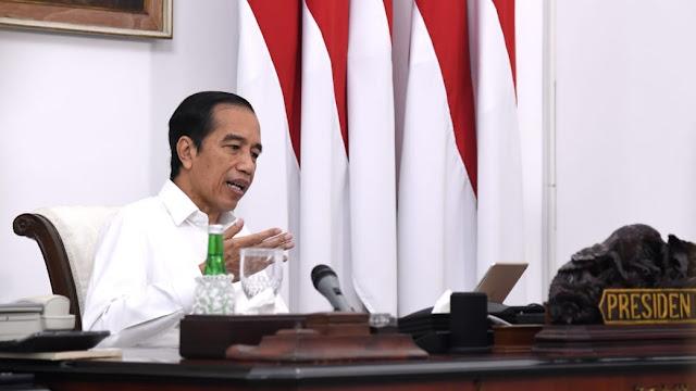 Presiden Jokowi Arahkan Komite Penanganan COVID-19 Fokus di 8 Provinsi